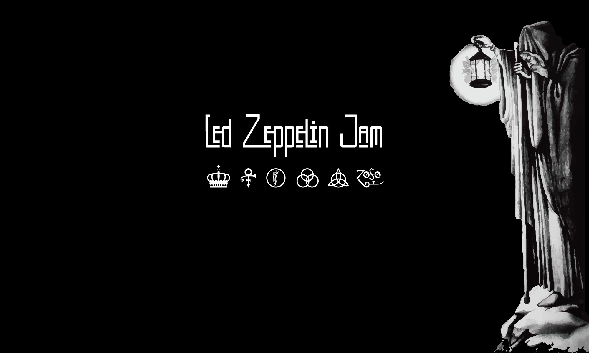 LED ZEPPELIN JAM